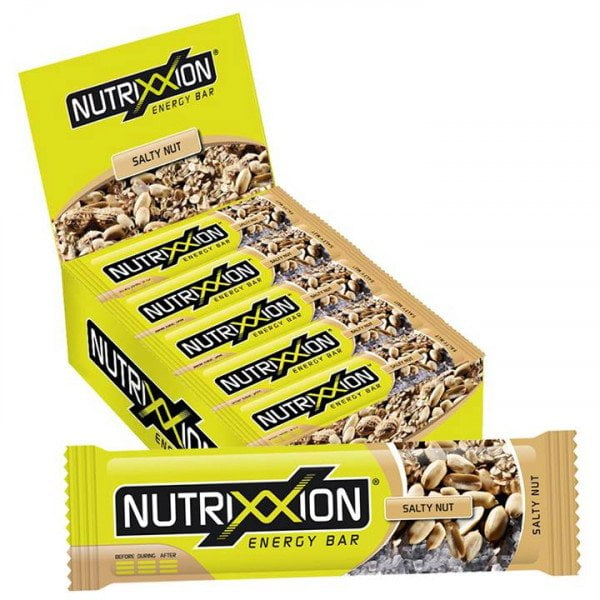 Energy Riegel Salty Nut 25 Stck./Karton