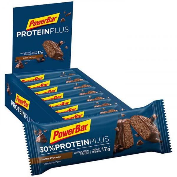 Protein Plus Riegel Chocolate 15 Stck./K.