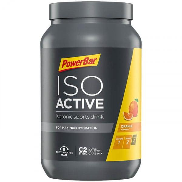 Isoactive Sports Drink Orange 1320g Dose