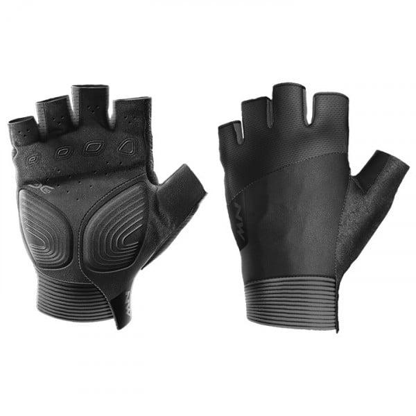NORTHWAVE Logo hiver vélo gants noir//vert 2018